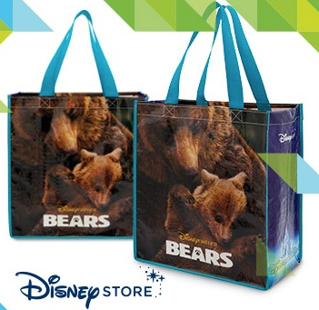 Disney Bears Earth Day Tote